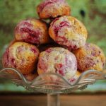Raspberry and Coconut Macarons