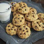 Dairy Free Pumpkin Cookies